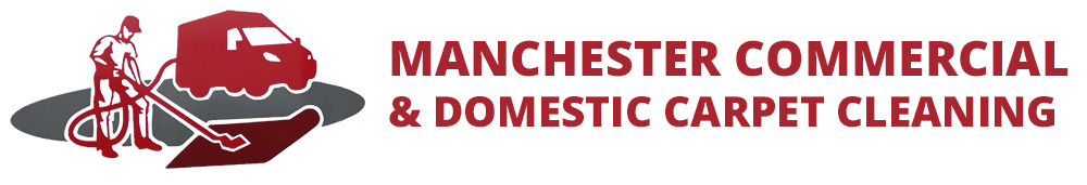 Manchester Commercial & Domestic Carpet Cleaning Logo